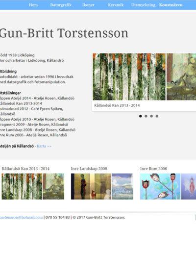 gunbritttorstensson.se